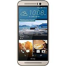 HTC One M9 32GB 4G Oro - Smartphone (SIM única, Android, NanoSIM, EDGE, GPRS, GSM, UMTS, LTE)