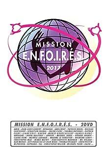 Les Enfoirés 2017 : Mission E.N.F.O.I.R.ES. [Import italien]