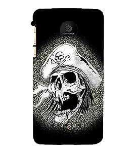 HiFi Designer Phone Back Case Cover Motorola Moto Z Force :: Motorola Moto Z Force Droid for USA ( Pirates Logo Ship Man Beard Logo )