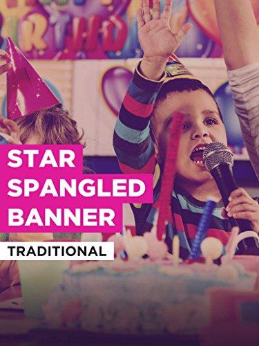 Star Spangled Banner im Stil von