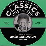 Songtexte von Jimmy McCracklin - Blues & Rhythm Series: The Chronological Jimmy McCracklin - 1945-1948