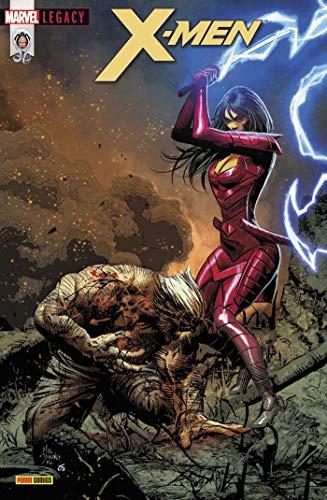 Marvel Legacy - X-Men nº6 par Marc Guggenheim