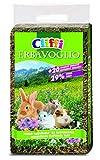 Cliffi Erbavoglio Fieno di Montagna Naturale per Conigli e Piccoli Roditori - Pacchetto di 4 x 2,5 Kg Pezzi