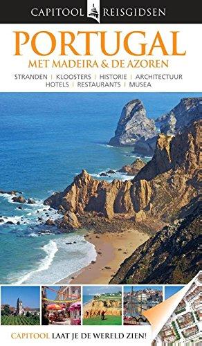Portugal met Madeira en de Azoren (Capitool reisgidsen)