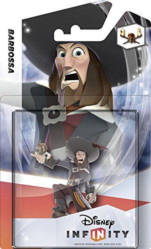 Disney Infinity - Figura Piratas Del Caribe: Barbossa