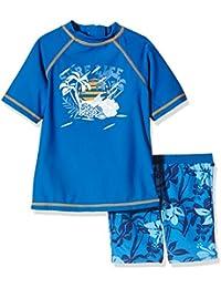 """Aquatinto """"Surf Life"""", Uv +50 - bañador Niños"""