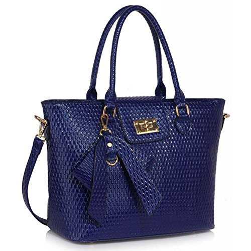 Xardi London, Borsa tote donna Navy