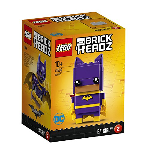 Lego 41586 Brickheadz Batgirl, Cooles Spielzeug