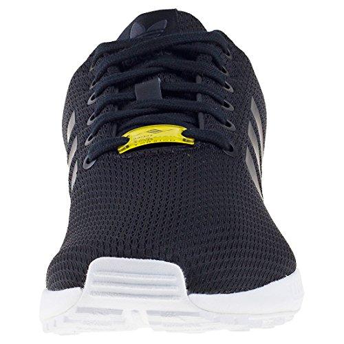 ... Adidas Zx Flux Scarpe Da Corsa Per Adulti Unisex Nere ...