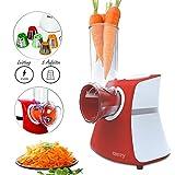 Elektrischer Gemüsehobel | Elektrische Reibe | Küchenmaschine | Elektrische...