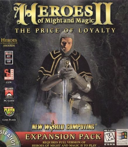 Heroes of Might and Magic 2 Expansion Pack