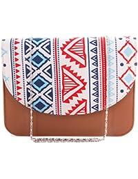 ShopMantra Women Multi-Color Printed Sling Bag - B078MZXN53
