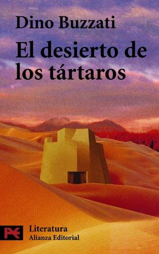 El desierto de los tártaros: 5529 (El Libro De Bolsillo - Literatura) por Dino Buzzati