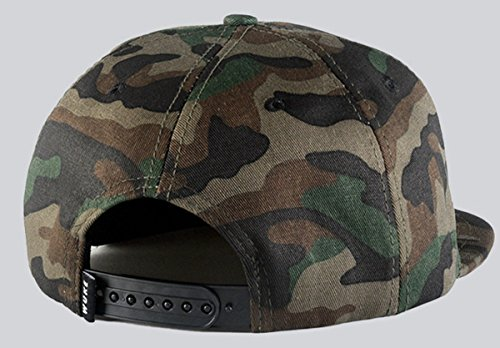 Imagen de aivtalk   de béisbol unisex camuflaje hip hop snapback sombrero plano dance hat moda accesorio alternativa