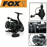 Fox FX9 rulle för karpfiske fiske, fiskrulle för karpfiske