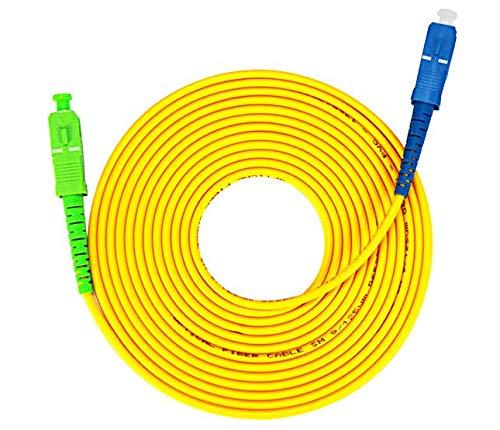 Câble à Fibre Optique pour Orange Livebox SFR La Box Fibre Bouygues Telecom Bbox 3M jarretière Optique