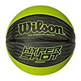 WILSON Hyper shot size 6 [black/lime green]