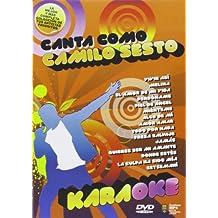 Karaoke Camilo Sesto [DVD]