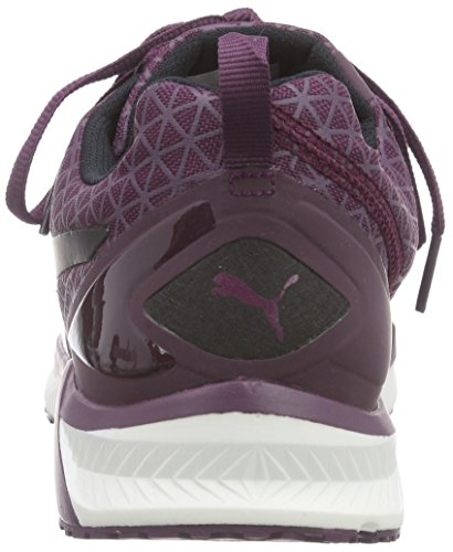 Puma - Ignite Xt Graphic Wn's, Scarpe fitness Donna Viola (Violett (italian plum 02))