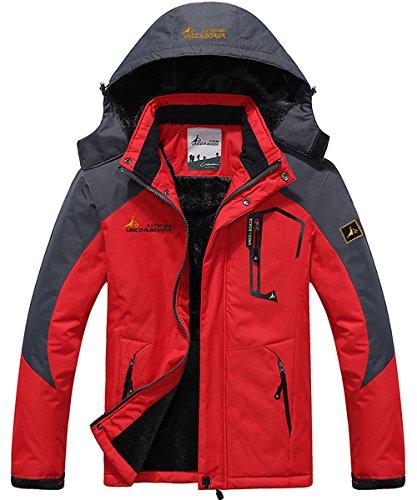 Yuanu Softshell Trousers Kids Waterproof Windproof Polar Fleece Lined Trousers Outdoor Hiking Climbing Motion Ski Breathable Thicken Winter Warm Zip Pocket Pants