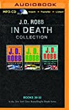 Best Fantasy Audiobooks - J. D. Robb in Death Collection Books 30-32: Review