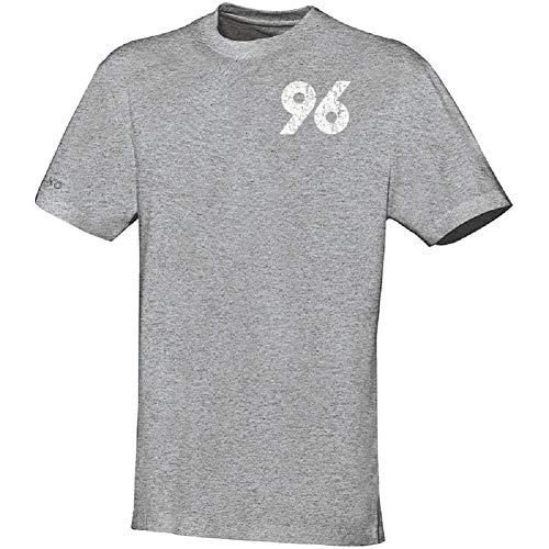 Unbekannt Hannover 96 Jako Replika T-Shirt (M, Grau)