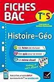 Fiches bac Histoire-Géographie Tle S : fiches de révision Terminale L, ES (French Edition)