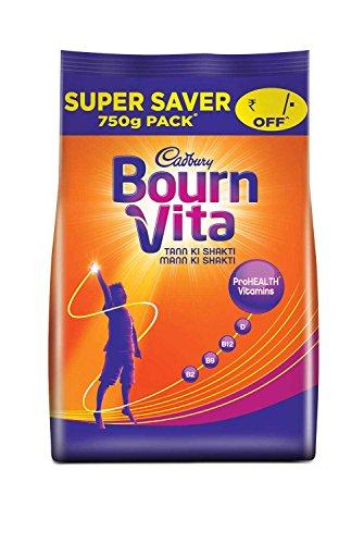 Bournvita Pro-Health Chocolate Drink Pouch - 750 g (Super Saver...