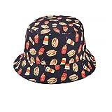 Best Sombreros OULII para las mujeres - OULII Cocina creativa de sombreros Unisex estampados regalo Review