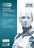 ESET NOD32 AntiVirus 2016 - 1 Computer (Frustfreie Verpackung)