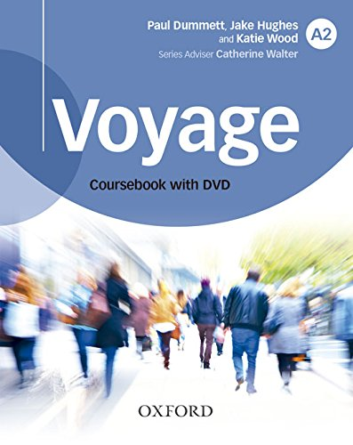 Voyage A2. Student's Book + Workbook Pack With Key