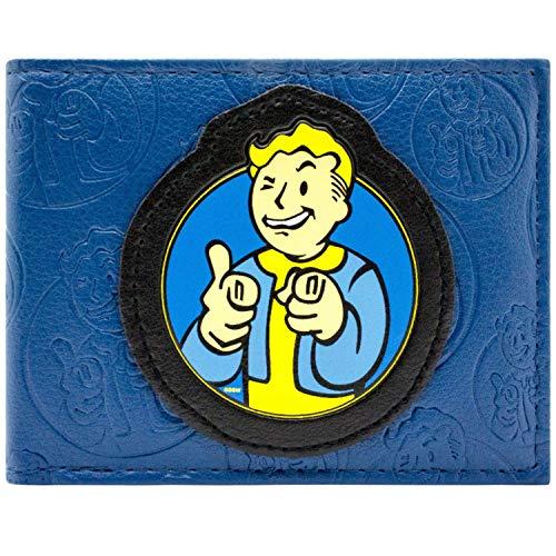 ault Boy Blau Portemonnaie Geldbörse ()