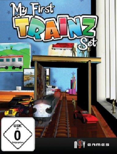 My First TRAINZ Set (englisch)