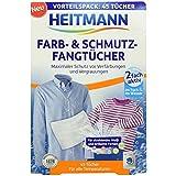 Heitmann Couleur - & Saleté Fangtuecher 45 Pièce