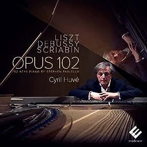 Liszt Debussy Scriabin