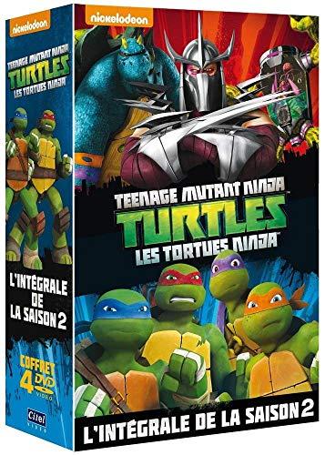 Les Tortues Ninja - L'intégrale de la saison 2
