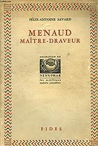 Menaud maître draveur par  Savard Félix Antoine
