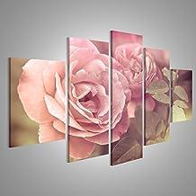 Quadri moderni rosa islandburner for Amazon quadri moderni astratti