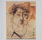 Horst Janssen im Puschkin Museum, Moskau: Zeichnungen und Graphik aus der Sammlung Tete Böttger im Puschkin-Museum, Mos