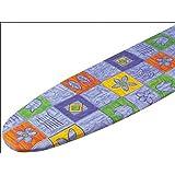 DECOREX Cotton Ironing Board Cover 97 x 35cm Assorted Designs