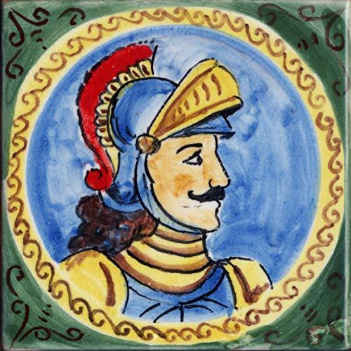 Zoom IMG-1 ceramiche azzaro romano caltagirone pannello