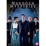 Murdoch Mysteries: Series 14 [DVD] [2021]