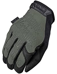 Mechanix - Accessoire Airsoft - Gants Mechanix Original Cover - Foliage Green S