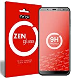 ZenGlass Flexible Glas-Folie für HTC U12 Life Panzerfolie I Bildschirm-Schutzfolie 9H I (Kleiner Als Das Gewölbte Bildschirm)