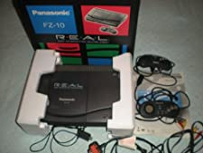 CONSOLE PANASONIC 3DO REAL CONSOLE SYSTEM FZ-10 + 2 PAD BOXATA BOXED