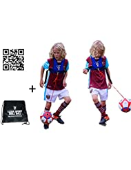 Balon de entrenamiento de futbol. Pelota de Futbol. Equipo de entrenamiento de fútbol. Práctica de Kicking Solo. Balón de Habilidad de Fútbol.