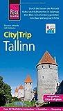 Reise Know-How CityTrip Tallinn: Reiseführer mit Faltplan und kostenloser Web-App - Heli Rahkema