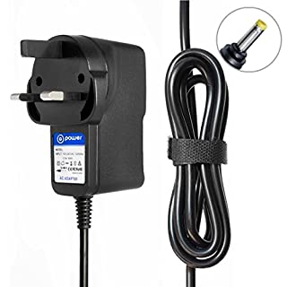 T POWER Ac Adapter for JENSEN CD-60 CD-60B CD-60A CD Player With Bass Boost Anti Skip Protection 60-Second Super A.S.P. Charger Power Supply