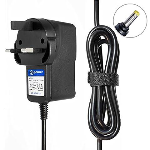 T-Power Ac Dc adapter for Epson Multi Media Photo P1000, P-1000, P2000, P-2000, P-3000, P3000, P5000, P-5000, P6000, P-6000, P7000, P-7000 MultiMedia Storage