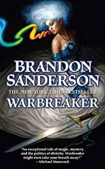 Warbreaker (English Edition) von [Sanderson, Brandon]